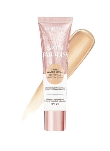 L'Oréal Paris Skin Paradise Su Bazlı 01 Numara Light  Nemlendirici Renksiz